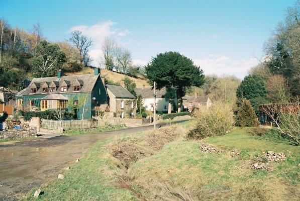 Gatcombe, near Blakeney, Forest of Dean, Glos.