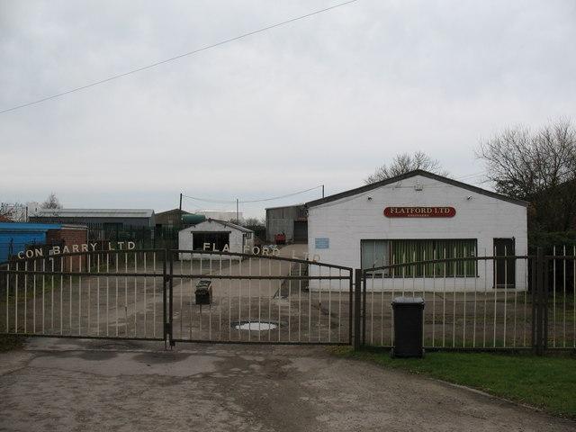 Flatford's Engineering Works, Elvington