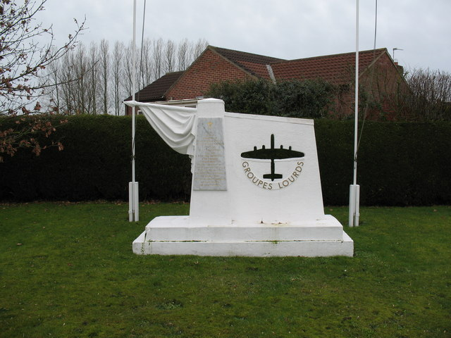 War Memorial at Elvington
