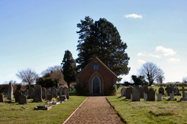 East Harling cemetery