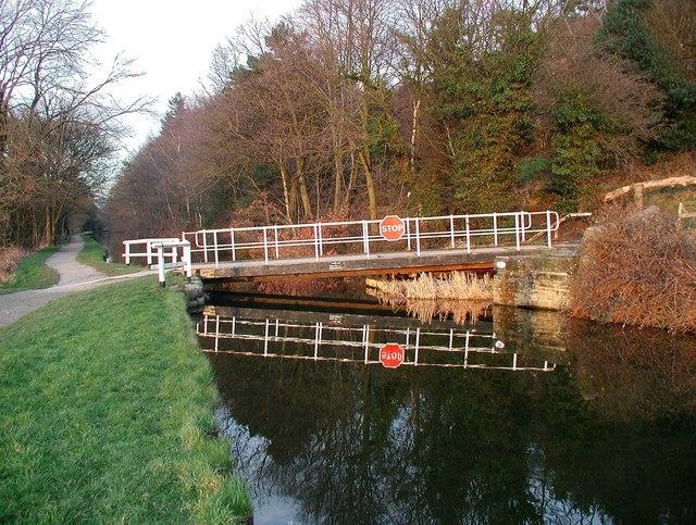 Buck Mill Lane Bridge