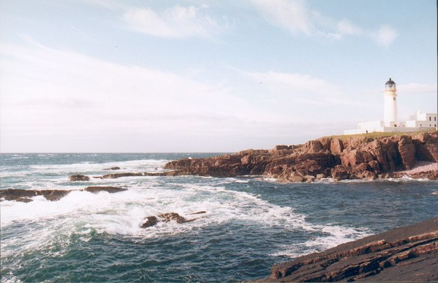 Atlantic Breakers at Rubha Rèidh
