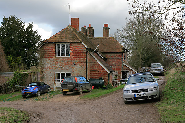 House at Whiteway Farm, nr East Stratton