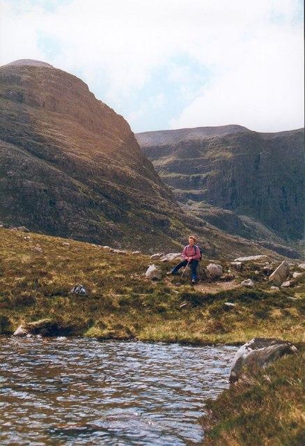 Lochan Drochaid Coire Roill