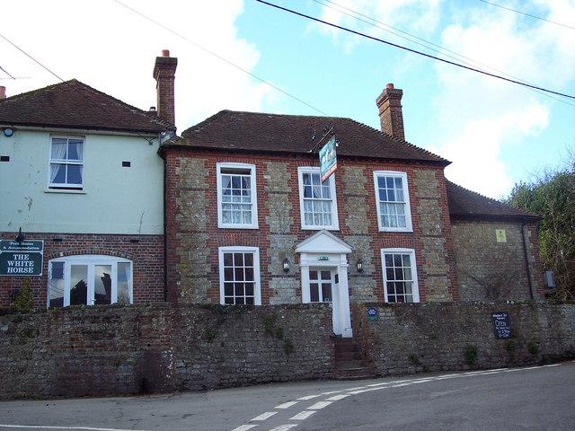 The White Horse, Sutton