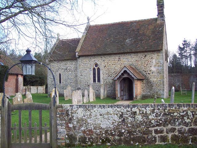 St James Church, Selham