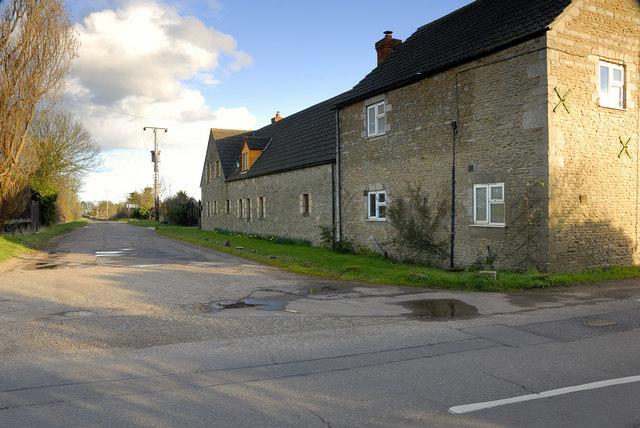 Public Bridleway, Eyebury Road, Peterborough