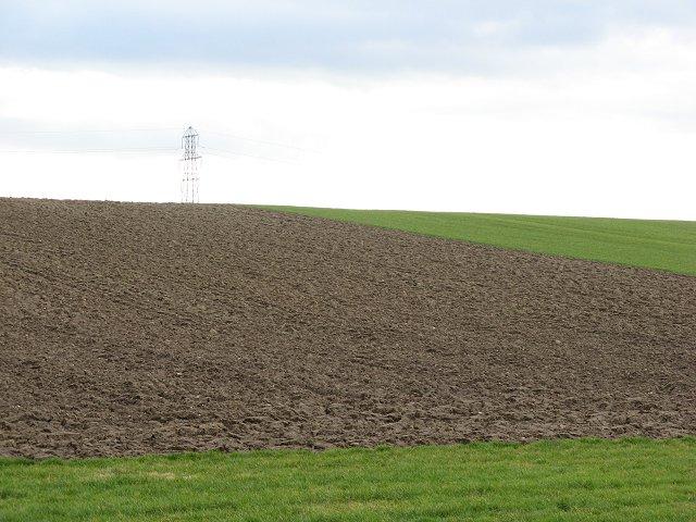 Ploughed drumlin, Marlfield