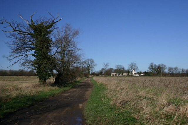Lower Drag Way, South Lopham