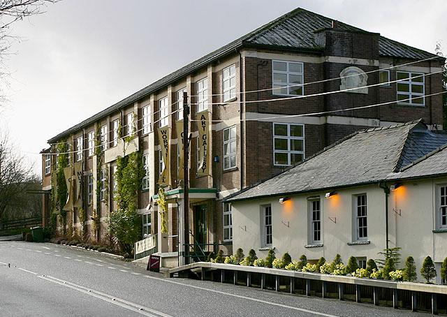 Cambrian Woollen Mills, Llanwrtyd Wells