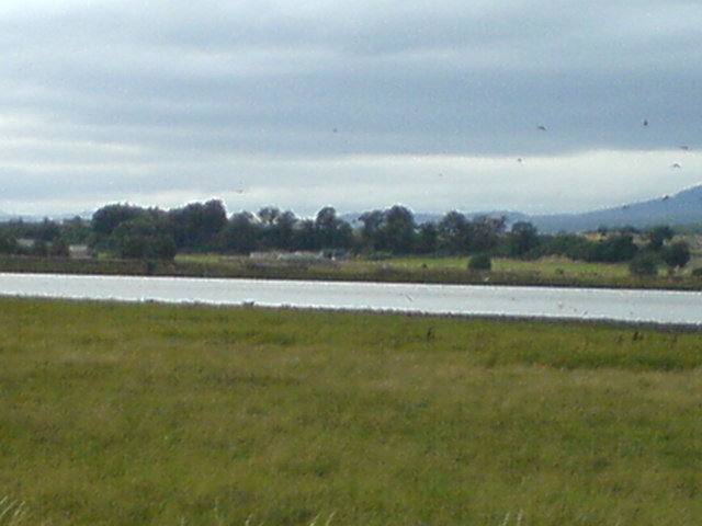 River Beauly before it enters the sea