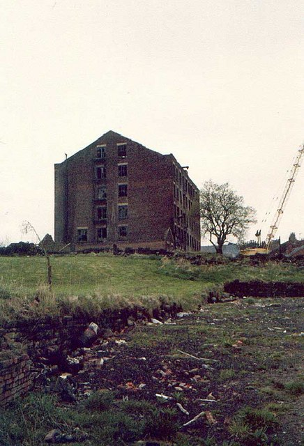 Sett Mill, Salem (Sett), Oldham