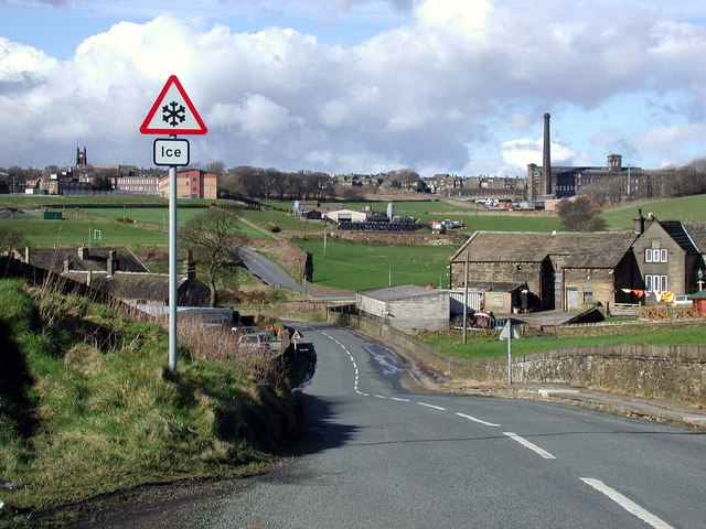Syke Lane, Queensbury
