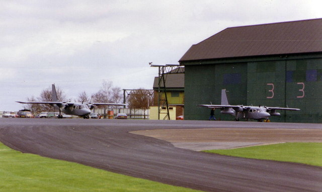 Army Air Corps Station Middle Wallop