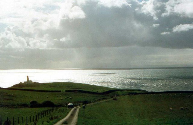 Killantringan Lighthouse and North Channel
