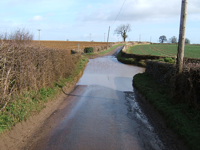 The lane to Star Farm