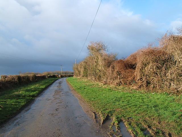 Westwards to Star Farm