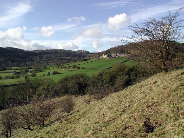 Shibden Dale from Whiskers Lane