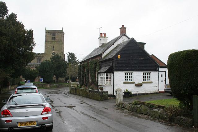 Checkley Village