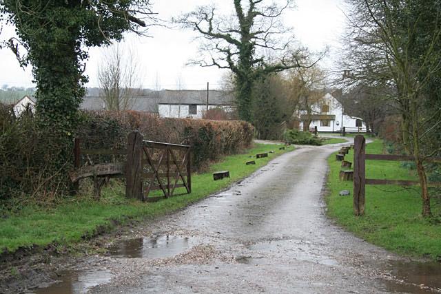 Grindley Farm House