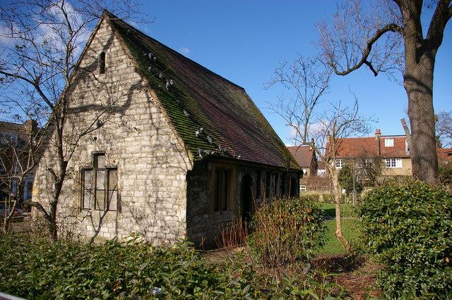 Old Schoolhouse, Tottenham Lane, Hornsey