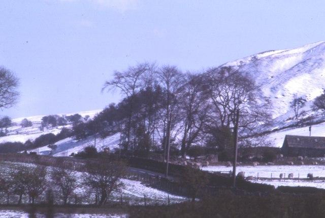 Winter at Dupin Farm in Glenapp