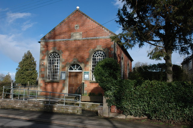 Methodist church, Weobley