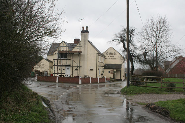 Farmers Arms at Withington