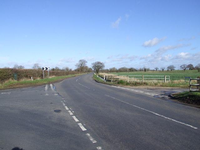 Crossroads at Haugh Corner