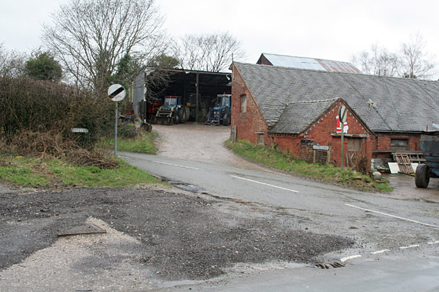Farmyard at Potts Lane, Kingstone