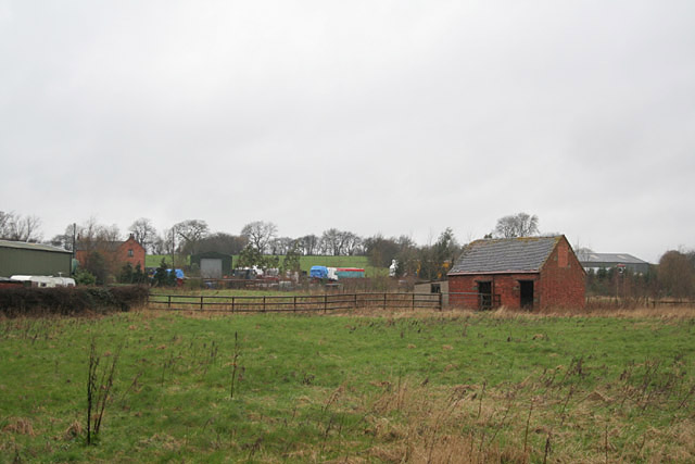 Park View Farm near Lower Loxley, Uttoxeter