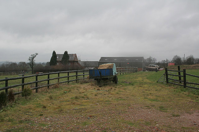 Broadoak Farm near Bramshall