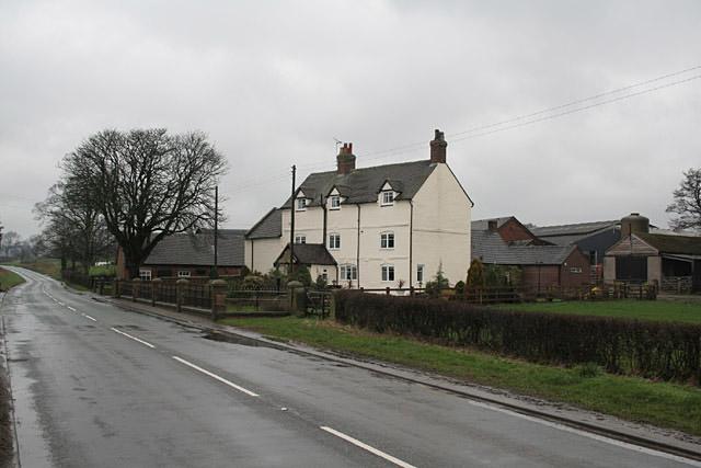 Townend Farm at Beamhurst