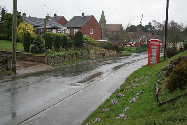 Uttoxeter Road, Kingstone