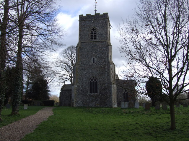 Church of Saint Mary the Virgin, Winfarthing