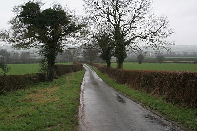 Watery Lane near Beamhurst