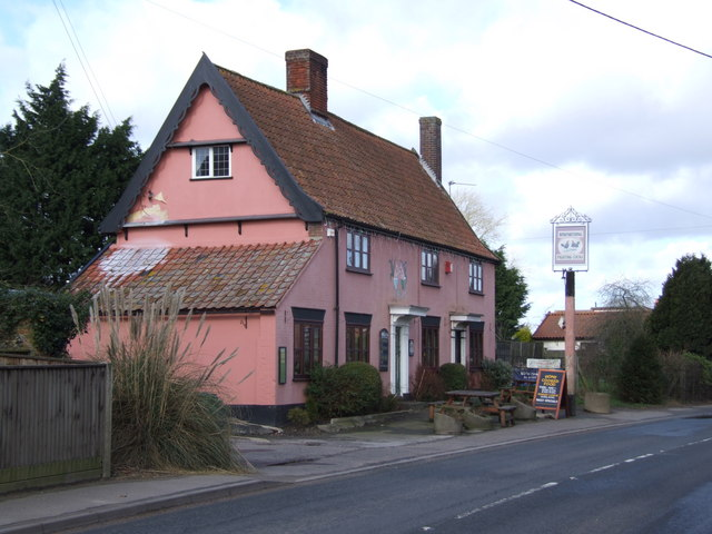 The Fighting Cocks, Winfarthing