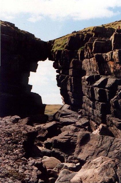 Arch, Culkein