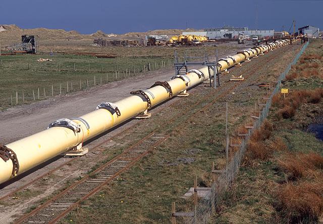 Subsea7 Pipeline Bundle Fabrication Site