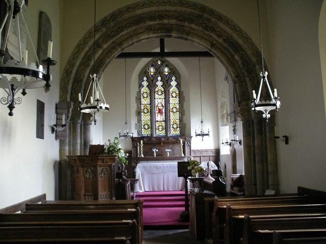 St. Ethelburga's, Great Givendale