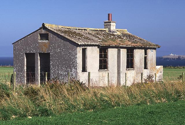 Second World War Building at Reiss