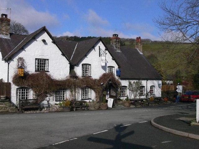 The West Arms Hotel, Llanarmon