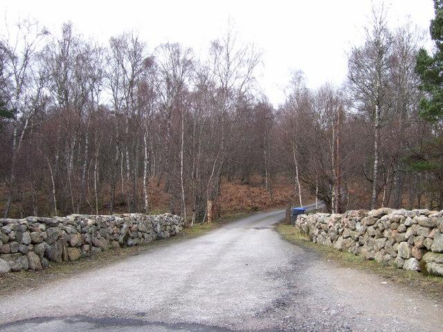 Access to Easter Sluie