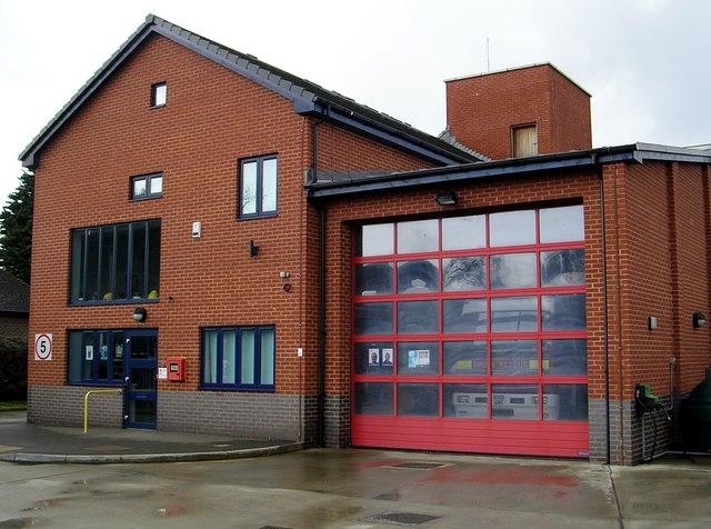 Broad Oak Fire Station