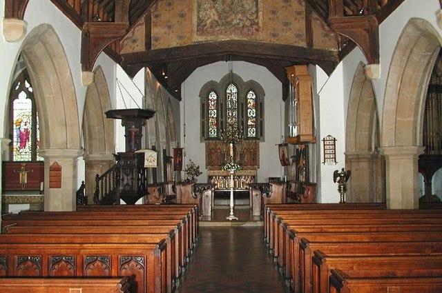 St James, Bushey, Hertfordshire - East end