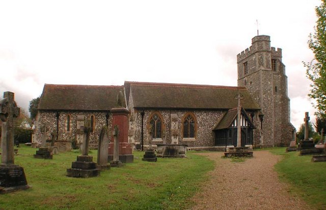 St James, Bushey, Hertfordshire