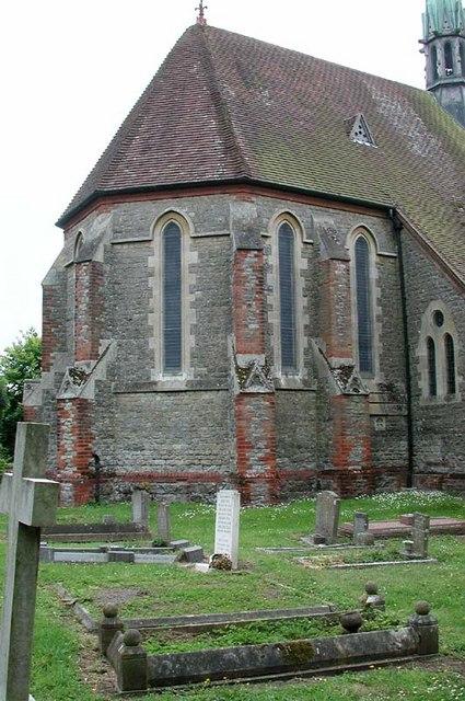 St Mary, Bayford, Hertfordshire - Apse