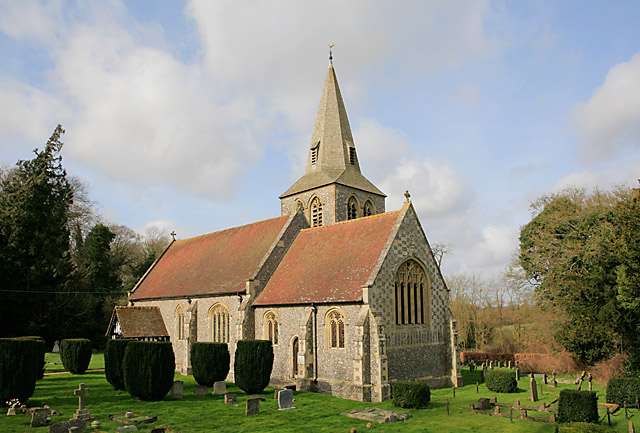 All Saint's Church, East Stratton