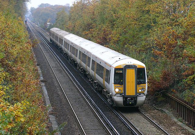 Railway near Pluckley