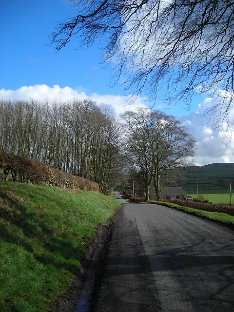 Lanegate Road